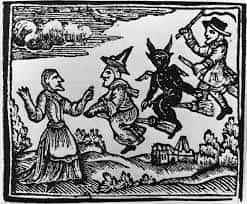 czarownice współcześnie