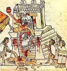 magia Azteków